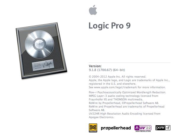 Logic 9