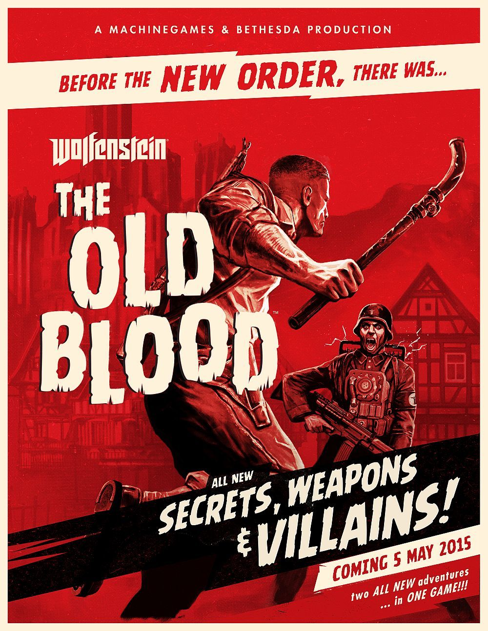 Old Blood WOLF 2015