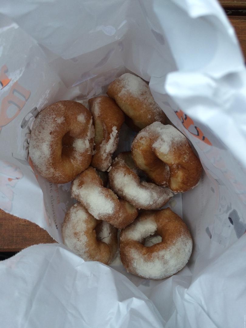 Пончики на ВДНХ