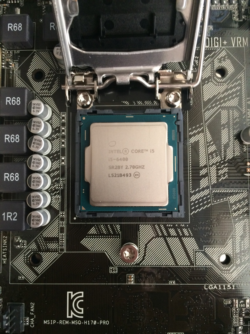 Core i5 6400