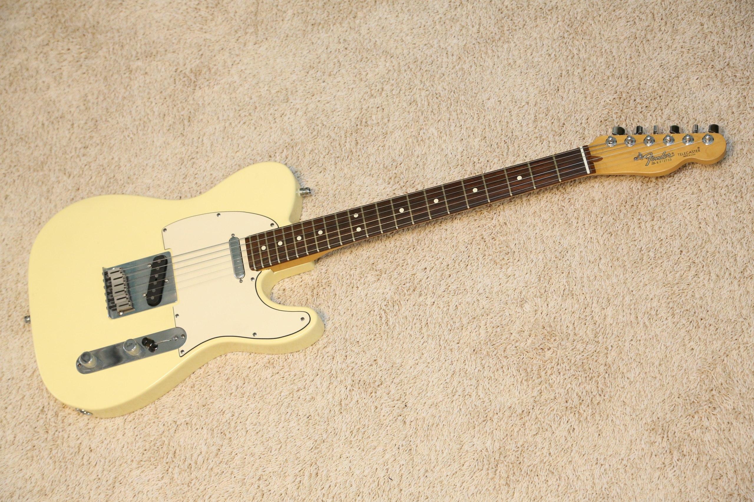 Fender Telecaster 1988-1990